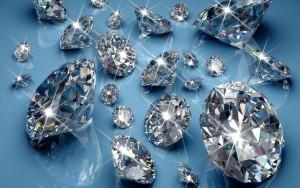 diamanti dall'acqua