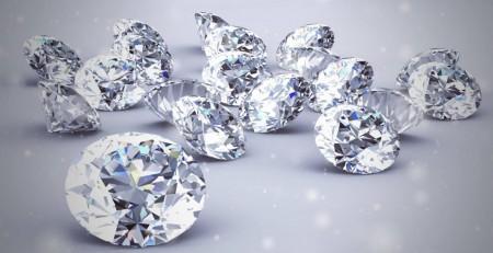 ottenere diamanti dall'acqua