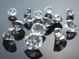Creazione di diamanti dallo smog